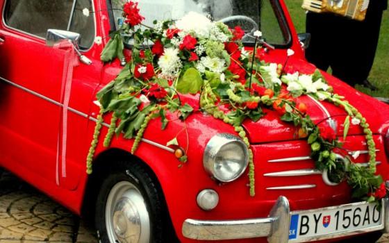 Svadobné autá